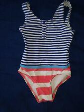 John Lewis baby girls' swimsuit swimming costume 0- 2 years (18-24 months) - VGC