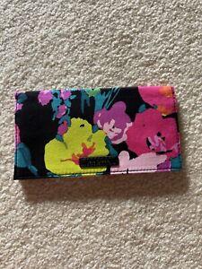 NWT Vera Bradley Hilo Meadow Checkbook Cover