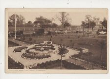 Clearway Gold Fish Pond Kingsdown Kent Vintage Postcard 610b