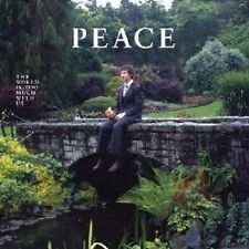 Peace - the world is too much with US VINYL LP ROCK INDEPENDENT NEW