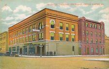 CEDAR RAPIDS IA – Majestic Theatre Jim Block Theater - 1909