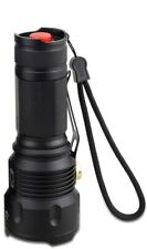 1200 Lumen Flashlight Zoomable LED Torch Bright Waterproof Adjustable 3 Modes