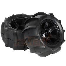 PRO-LINE 3.8 Sling Shot Tire Desperado 17mm Wheel Black RC Cars Summit #1179-11