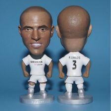 Statuina doll ROBERTO CARLOS #3 REAL MADRID Legend 2004/05 action figure 7cm