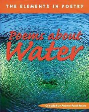 Poems about Water (The Elements in Poetry)-ExLibrary