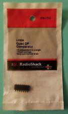 NEW! RadioShack LM339 Quad OP 14-Pin DIP Comparator 2761712 *FREE SHIPPING*