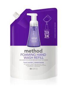 Method Foaming French Lavender Hand Soap Refill 28 Fl. Oz