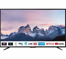 """Sharp 40"""" Inch Smart 4K Ultra HD HDR LED TV  - Freeview Play - Netflix"""