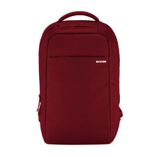 "Incase ICON Lite Pack Backpack Red 15"" Macbook Laptop Tablet Bag"