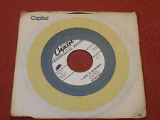 "Pee Wee Hunt:  A Room in Bloomsbury    7""      Rare Capitol PROMO"