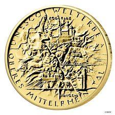 Stempelglanz Münzen der BRD in Euro-Währung aus Gold