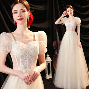 Noble Evening Formal Party Cocktail Ball Gown Prom Host  Acting Dress TSJY18002