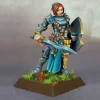 Reaper Dark Heaven Legends 03764 Merowyn Lightstar Female Elf Paladin Warrior