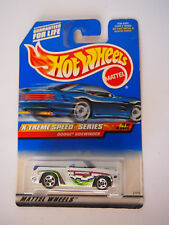 Hot Wheels XTREME SPEED SERIES 1/4 CARS DODGE SIDEWINDER