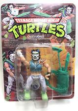 Unpunched Unopened 1989 Casey Jones Ninja Turtles TMNT Figure