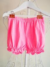 """Carter's"" Size 2. Cute Baby Shorts, Ruffled Bottom. Great! Bargain Price!"