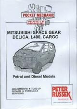 Workshop Manual Mitsubishi Space Gear Delica L400 Cargo 1995-2004 Petrol Diesel