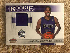 2010-11 Panini Threads Rookie Collection Material #30 Hassan Whiteside #381/399