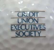 (1) CREDIT UNION EXECUTIVES SOCIETY LOGO GOLF BALL