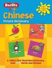 Mandarin Chinese Picture Dictionary (Kids Picture Dictionary) (English-ExLibrary