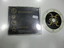 HEROES DEL SILENCIO CD SINGLE EUROPE DESHACER EL MUNDO 1998 PROMO