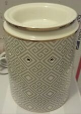New Authentic Full-Size Meander Scentsy Warmer New In Box!
