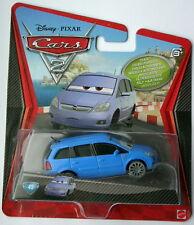 Disney Pixar Cars  CHASE ALEX VANDEL  Very Rare Over 100 Cars Listed UK !!