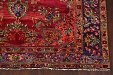 New listing Floral Oriental Kashmar Area Rug Wool Hand-Knotted 6'x9' Home Decor Carpet