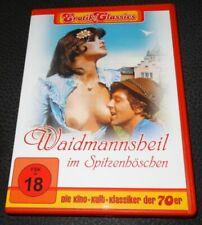 Waidmannsheil im Spitzenhöschen , Erotik Kult Klassiker 70 er