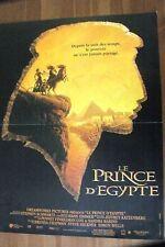 AFFICHE - LE PRINCE D'EGYPTE DREAMWORKS PICTURES