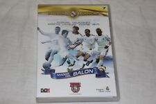 DVD OFICIAL REAL MADRID Nº 76  DE LAS GLORIAS BLANCAS MAGOS DEL BALON