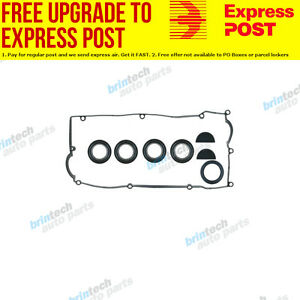 08/2002-10/2003 For Hyundai Accent LC G4ED Rocker Cover Gasket Set R