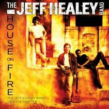 House On Fire: Demos & Rarities - Jeff Band Healey (2013, CD NEUF)