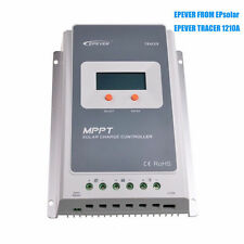 EPEVER Tracer 1210A 10A MPPT Solar Charge Controller Regulator 12V /24V EPsolar
