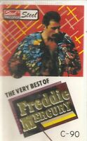 Freddie Mercury .. The Very Best Of ..   Import  Cassette Tape