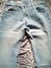 Levis 501 Stretch Jeans Waist 36 Leg 32 Brand New with Tags