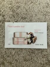Clarins Nutri-Lumiere Jour sample packet 2 ml