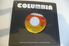 """MARIAH CAREY 45T LOVE TAKES TIME / SENT FROM UP ABOVE. 7"""" COLUMBIA. 38-73455."""