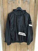 Supreme x Stone Island Poly Cover Composite BLACK LARGE