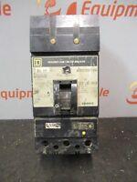 Square D KA26200 AC Molded Case Circuit Breaker 200A Amp Series 3 600V