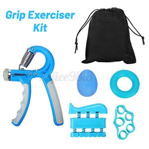 Hand Gripper Clamp Hand Heavy Grips Wrist Forearm Grip Training Set