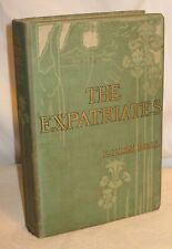 THE EXPATRIATES 1900 1ST LILIAN BELL ANTIQUE BOOK 8/15