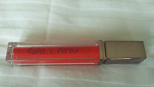 GALLANY Lucite Lips Lip Gloss HIGH SOCIETY Bright Red - Full Size NEW!