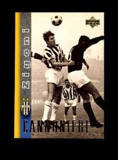 Gianfranco Zigoni Juventus Torino cannonieri 1961/1967 UPPER DECK Nº 10