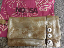 Noosa Amsterdam lumus shimmer bag clutch GORGEOUS!!! Takes 3 original chunks.