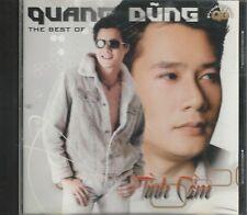 Music CD Quang Dung Tinh Cam Vietnamese Artist