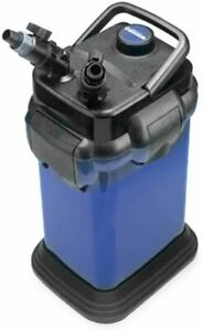 Cascade CCF4UL Canister Filter For Lrg Aquariums & Fish Tanks–Up To 150 Gallons