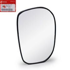Fits Honda Jazz Fit Hatchback 2008 13 Lh Wing Side Mirror Glass Len With Base