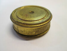 Vintage Elgin National Pocket Watch Salesman Display Movement Holder 50mm