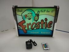 Frostie Root Beer LED Display light sign box
